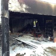Glendale Arson Fires