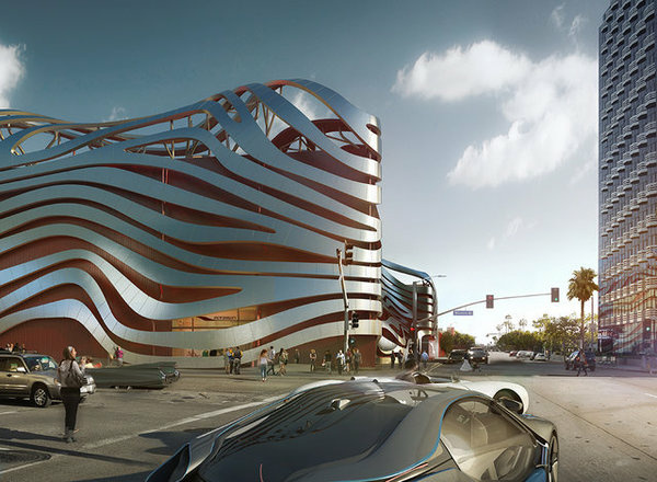 The Petersen Automotive Museum will be closing its doors Sunday for a renovation project that will extend through the end of next year and will be offering free admission on its final day.