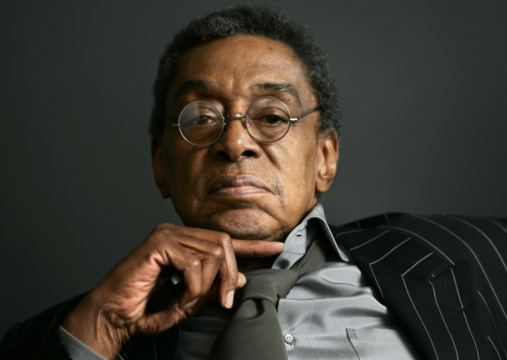 Don Cornelius in an AP file photo.
