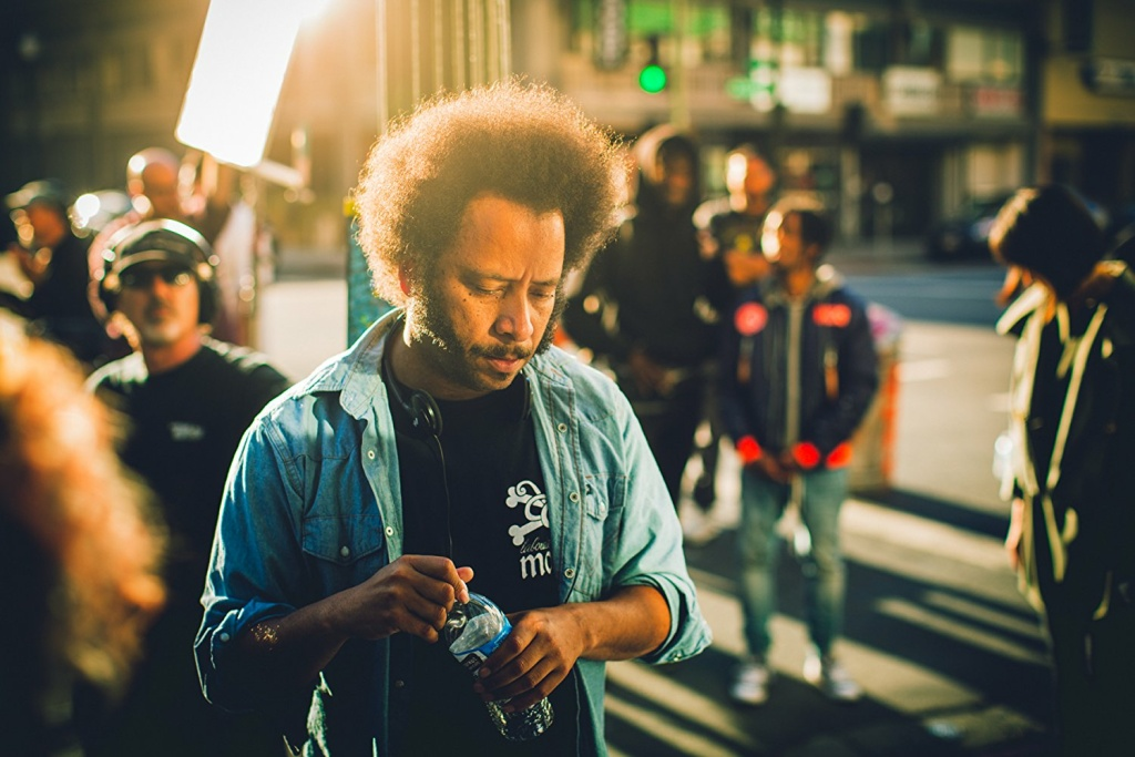 Boots Riley, writer/director of the film,