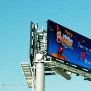 Digital billboard signs