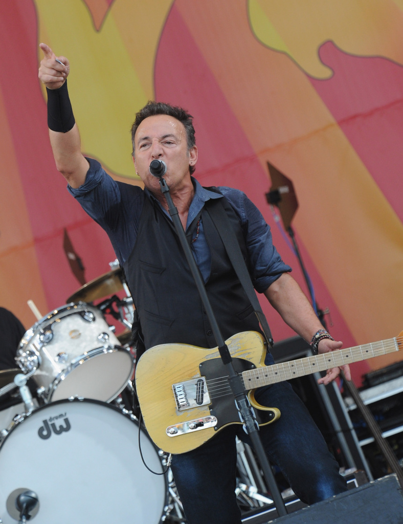Bruce Springsteen's appeal is undeniable, even to me.