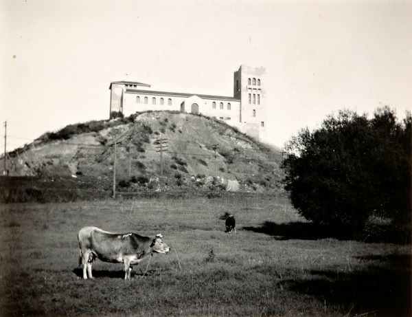 The Southwest Museum.