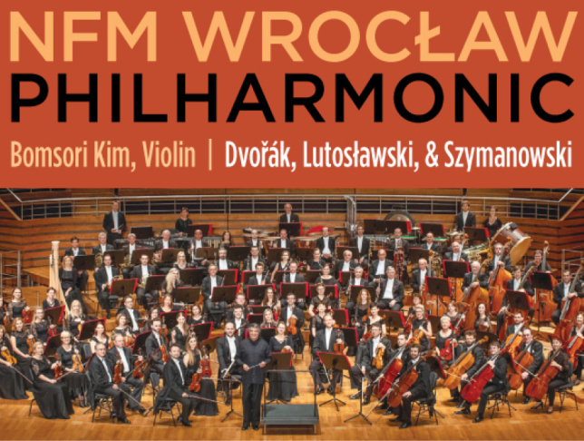 KPCC Event Listing - Musco Center for the Arts - NFM Wrocław Philharmonic With Bomsori Kim, Violin - rectangle