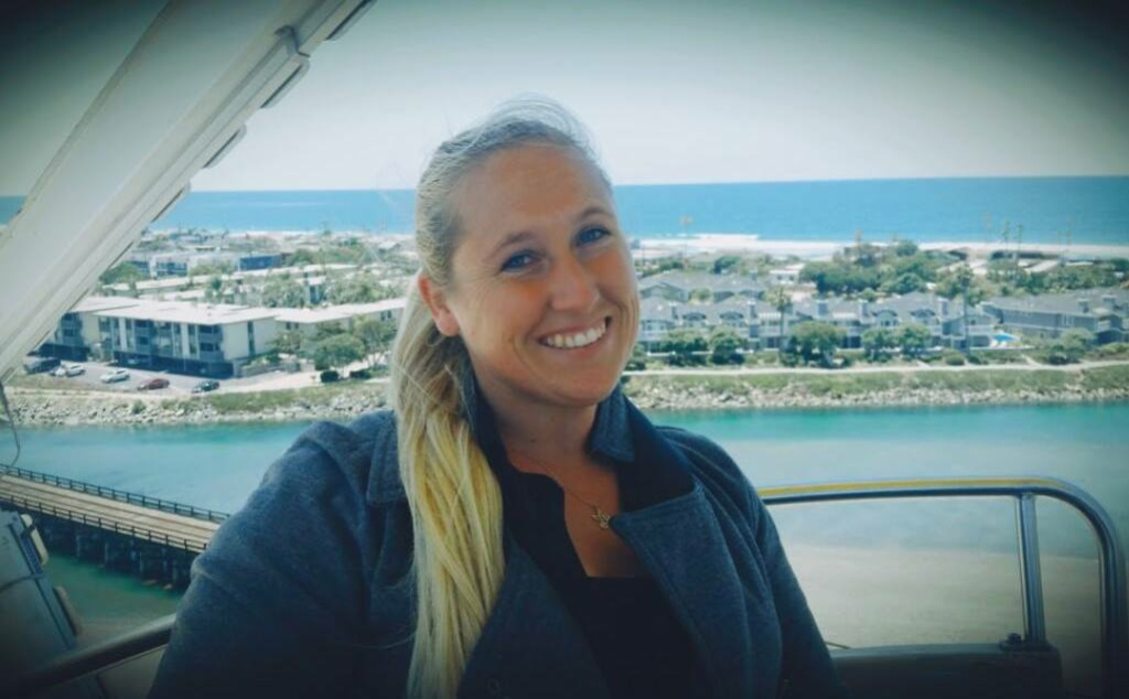 Las Vegas shooting victim Carrie Barnette, 34.