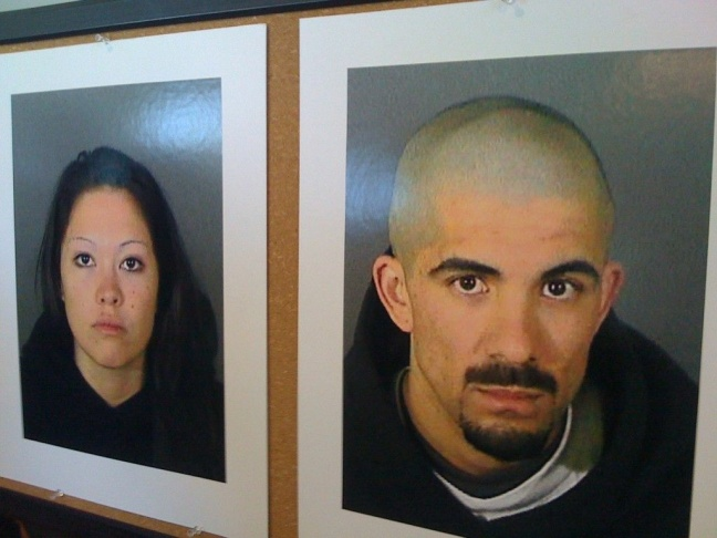 arrests suspects jason schumann elizabeth ibarra