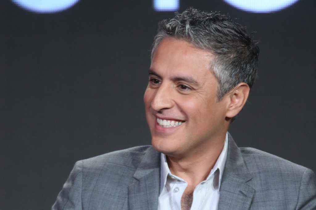 Executive producer Reza Aslan at ABC's