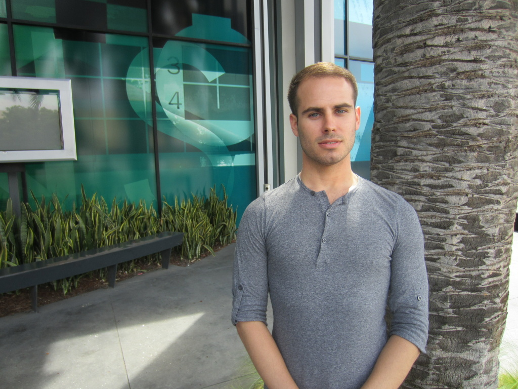 Ryan James Yezak founded the National Gay Blood drive to protest the Food and Drug Administration rule banning gay and bisexual men from donating blood.