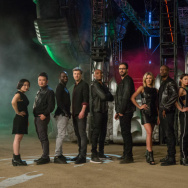 """The Netflix reality show """"Ultimate Beastmaster"""" has 12 hosts from six different countries."""