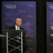 Governor California Debate