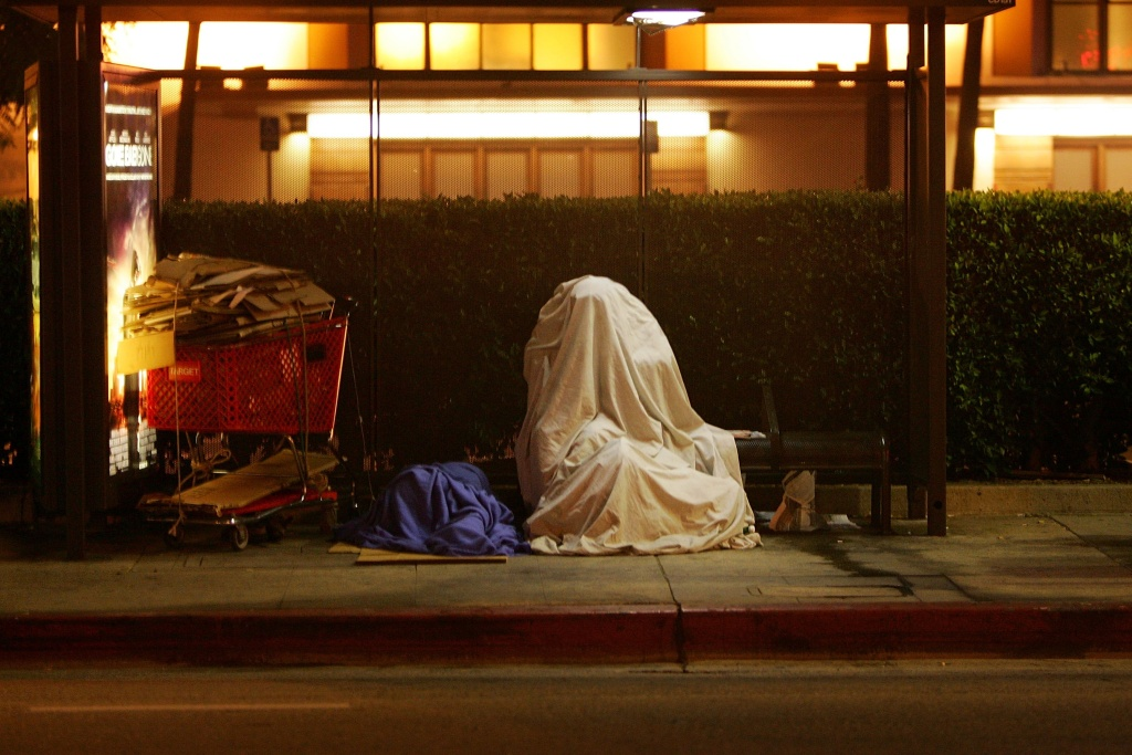 Winter shelters opening earlier offering more beds for Homeless shelter in los angeles