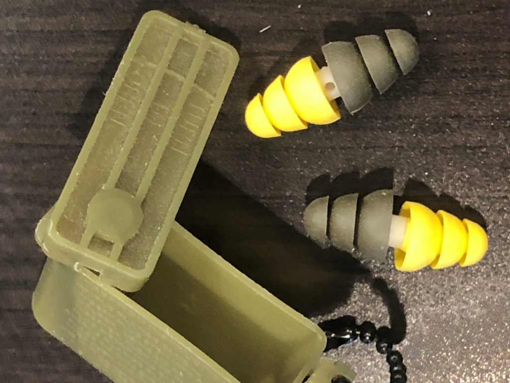 The Department of Defense settled a lawsuit with 3M, which manufactured the dual-ended Combat Arms earplugs.