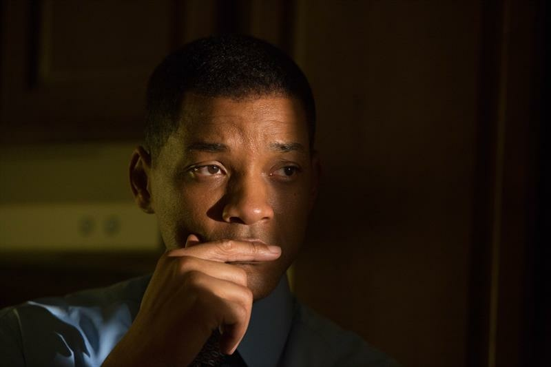 Will Smith stars as Dr. Bennet Omalu in 'Concussion,' a film about one neuropathologist's fight against the NFL.
