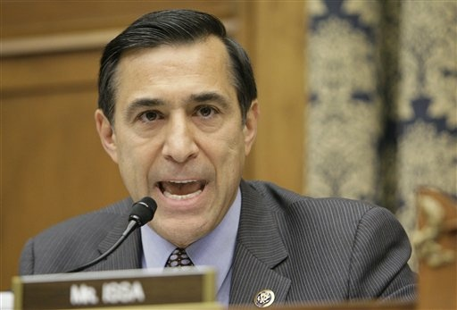 Rep. Darrell Issa, R-Calif., argued that visas for foreign-born graduate students should be given priority over less-educated visa-seekers.