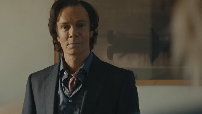 True Detective's Dr. Irving Pitlor, played by Rick Springfield