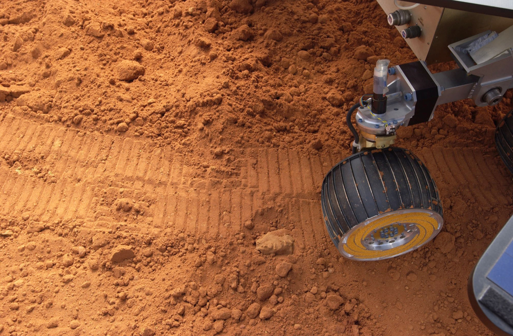 A simulated Mars Rover at Walt Disney World Resort may soon be the only Mars Rover left.