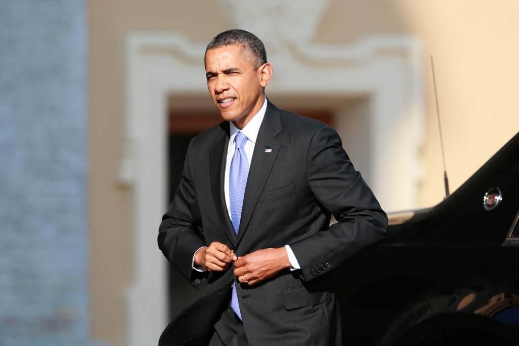 President Barack Obama heads to the West Coast Sunday in part to raise funds for a Democratic Party eager to go on the offensive after a difficult past few months.
