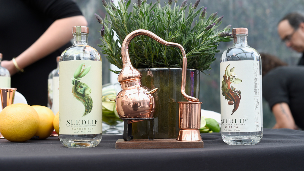 Seedlip, a distilled non-alcoholic spirit, was created when Ben Branson came across a 17th-century book that contained non-alcoholic remedies for a variety of maladies — from epilepsy to kidney stones.
