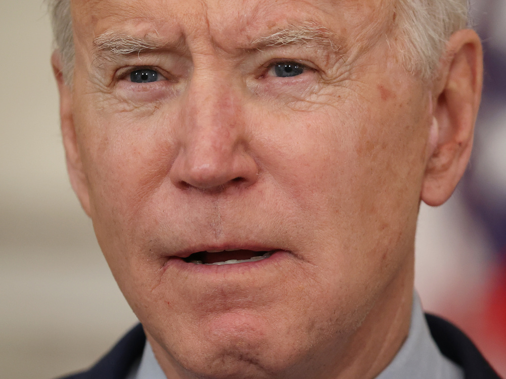 President Biden boosts the Affordable Care Act during remarks.