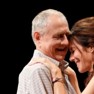 Mary-Louise Parker and Denis Arndt can't imagine restaging 'Heisenberg' without each other.