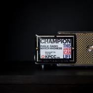 Public Radio Bracket Madness Trophy