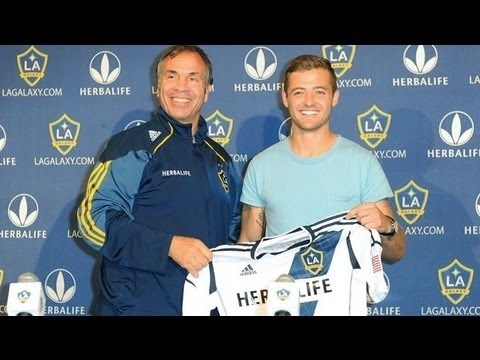 LA Galaxy sign Robbie Rogers: full press conference