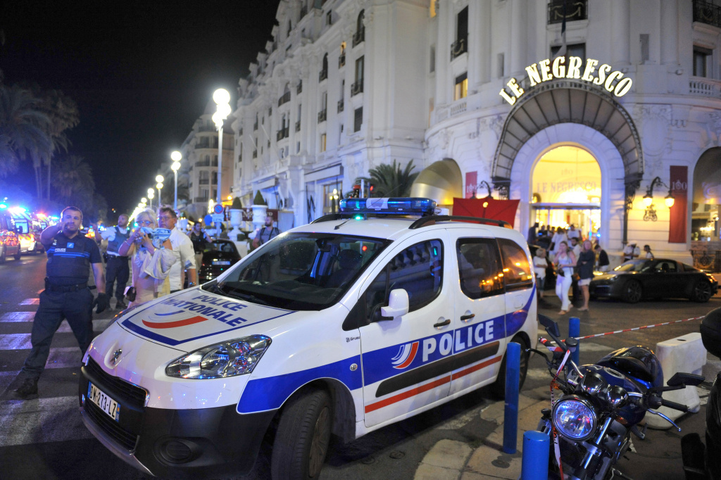 IS claims responsibility for Nice attack
