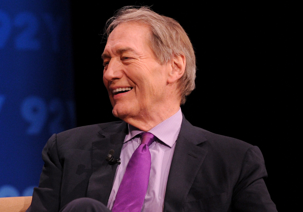 Charlie Rose speaks onstage at THE CIRCUS FYC Panel presented by Showtime and the 92Y at the 92nd Street Y on May 10, 2016 in New York City.