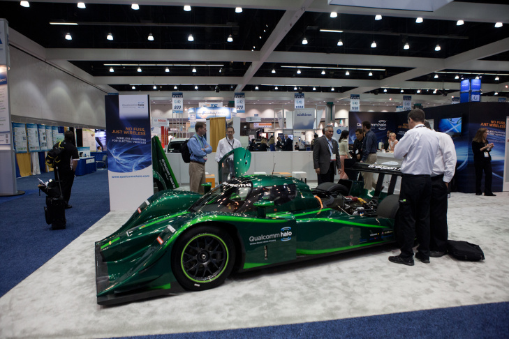 Drayson racing technologies produces electric cars that can go up to 320 kph and run 15 minutes in a race.