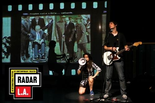 REDCAT- Radar LA Festival 2013