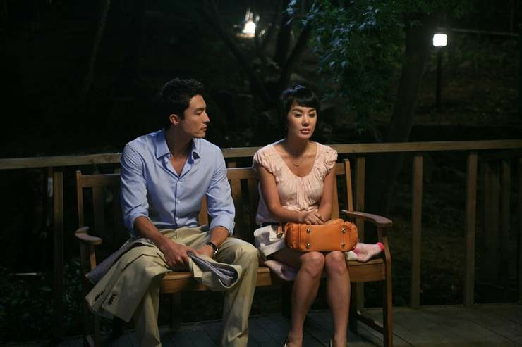 Korean-American actor Daniel Henney was a model in the U.S., but became a big movie star in Korea.