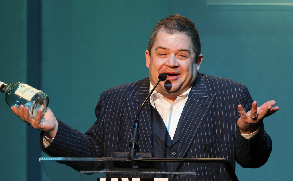 Patton Oswalt attends the 62nd Annual ACE Eddie Awards at The Beverly Hilton hotel on February 18, 2012 in Beverly Hills.
