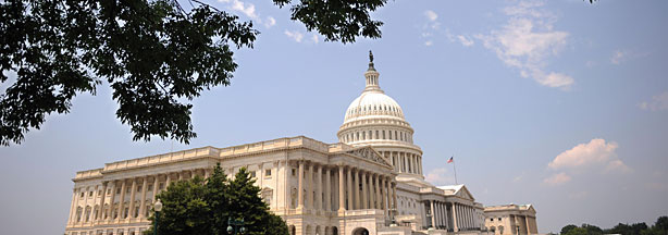 The U.S. Capitol is seen June 26, 2009 on Capitol Hill in Washington, D.C.