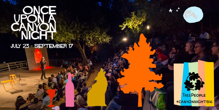 Tree People's Once Upon a Canyon Night series is in its 14th season.
