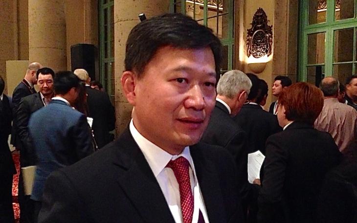 Landsea Chinese builder