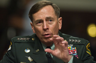 Gen. David Petraeus testified before the Senate Armed Services Committee during a confirmation hearing to become the head of U.S. and NATO forces in Afghanistan.