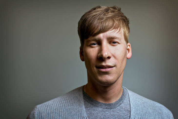 Screenwriter Dustin Lance Black attends 'An Evening Under The Stars' benefiting The L.A. Gay & Lesbian Center at a private residency on October 19, 2013 in Los Angeles.