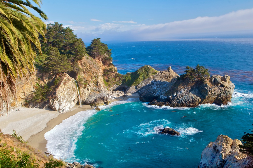 Some access to the Big Sur will be restored when a new bridge opens next week as part of Highway 1.