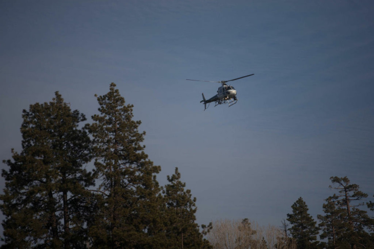Big Bear Dorner Manhunt