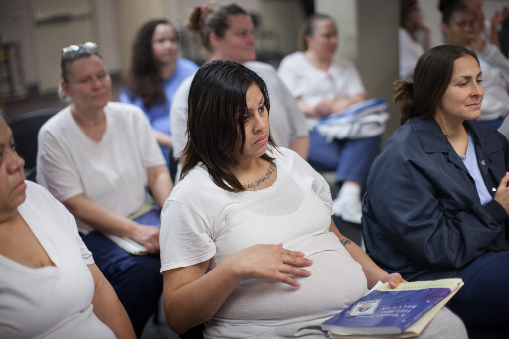 Take Two® | Pregnant in Prison: Should newborns live with ...