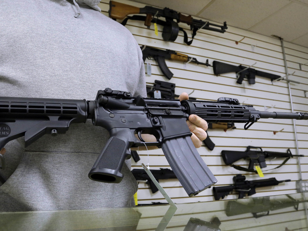 The ruling by the 9th Circuit Court of Appeals Friday rolls back California's ban on the sale of ammunition magazines containing more than 10 bullets.