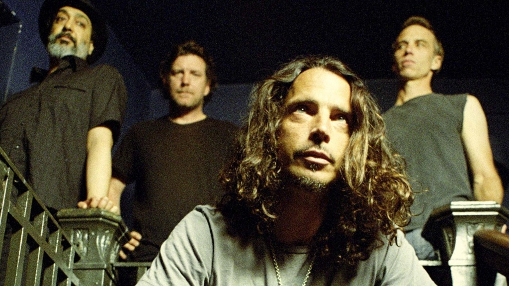 <em>In 2012, King Animal</em> was Soundgarden's first studio album in 15 years. Lead singer Chris Cornell died Wednesday night in Detroit. A representative said his death was