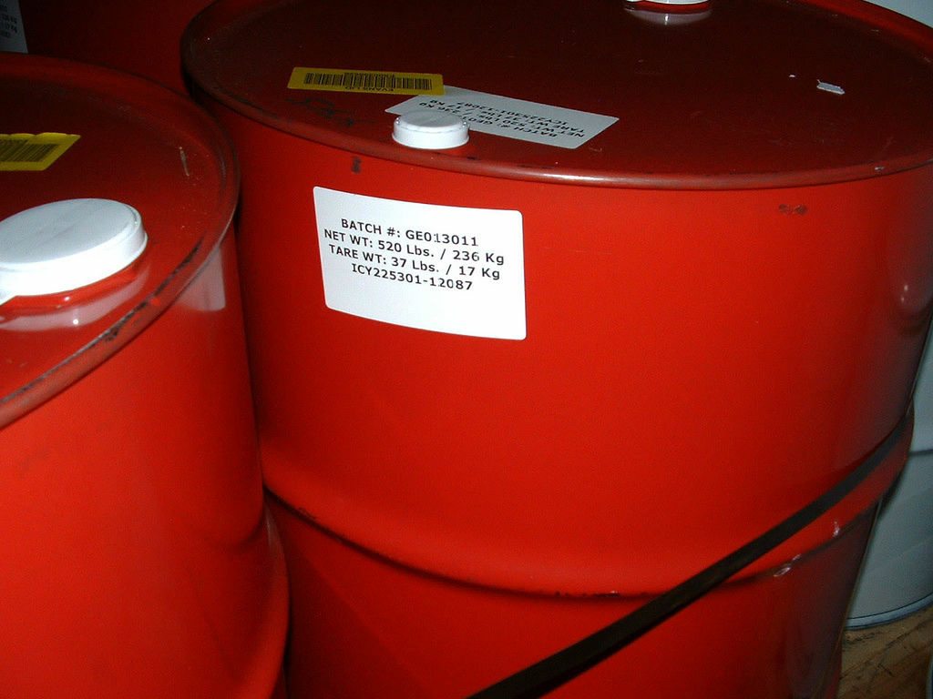 Toxic chemicals are everywhere, not just in big red drums. California's Green Chemistry initiative aims to educate and protect the public from risks related to chemicals.