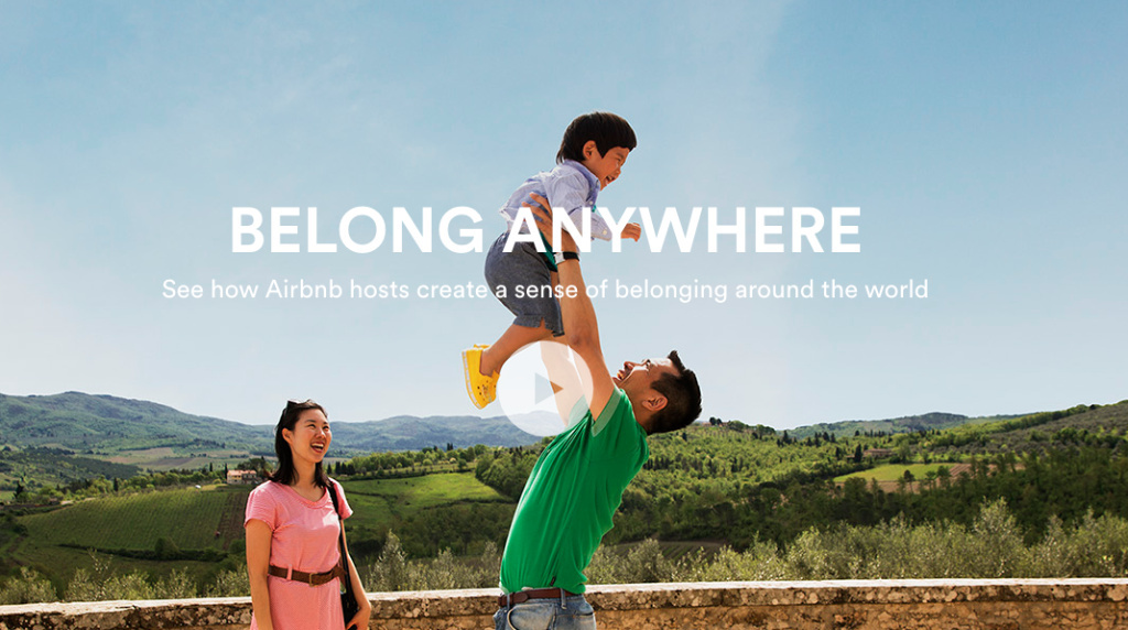 Screenshot from Airbnb.com