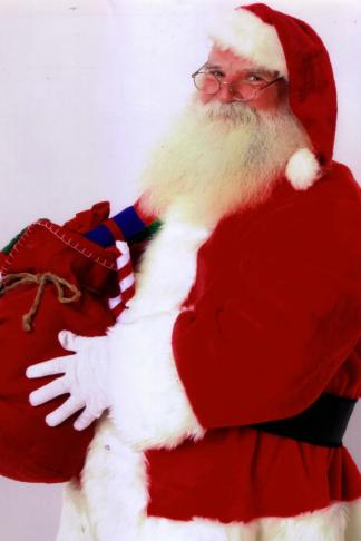 Oceanside Santa