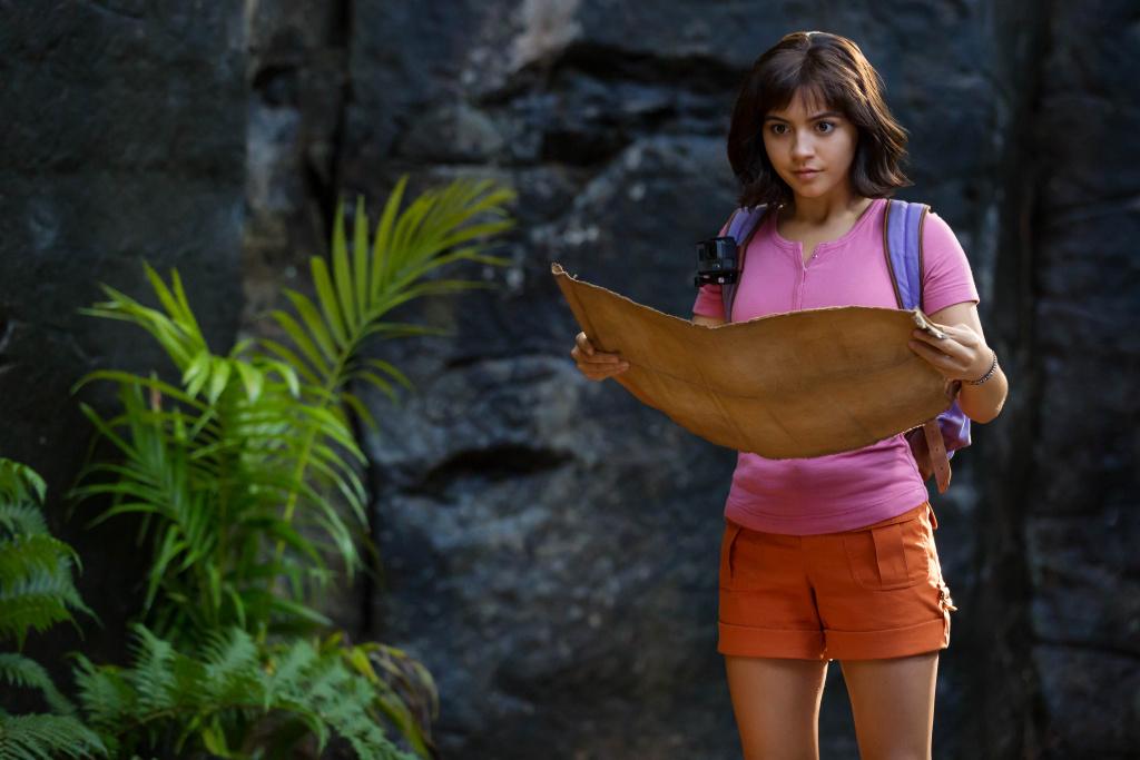 Isabela Moner stars as