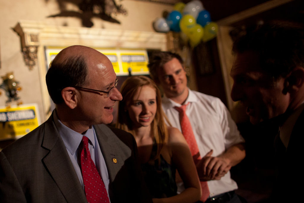 Democratic Representative Brad Sherman.
