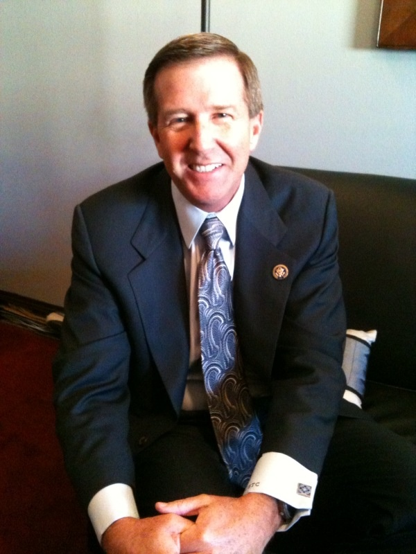 Congressman John Campbell of Irvine