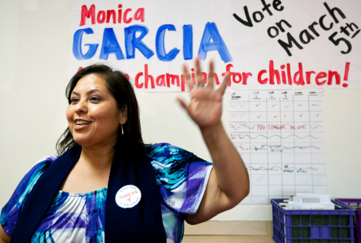 Monica Garcia Campaign Office - 4