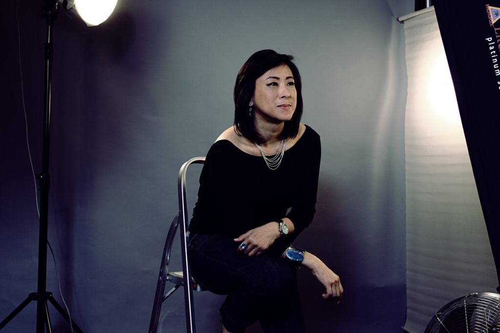 Ellen Poon, CEO and founder of Lancet Films, has 30 years of experience in creating visual effects for films and commercials.